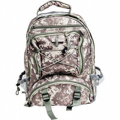 Extreme Digital Camo Water-Resistant Backpack