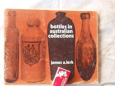 Bottle  Identification Book  illustrated