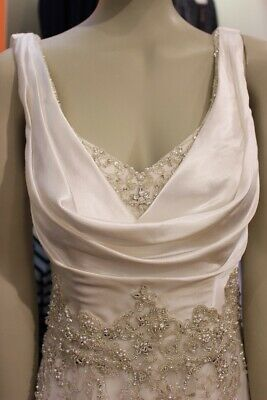 Ronald Joyce Beatrice Size 12 Wedding Dress