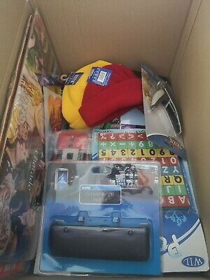 Brand New Massive Joblot - 100 Items From Bankruped Store Pallet