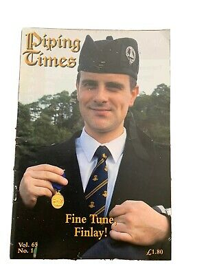 Piping Times Magazine 2012 Bagpipes Pipe Bands