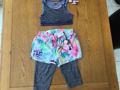 Next girls sportswear set age 9years