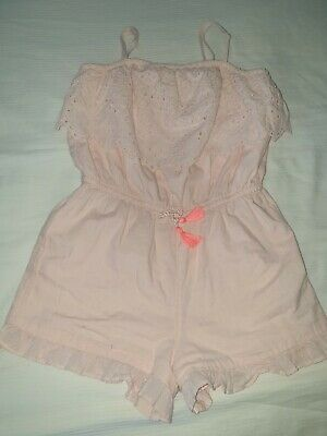 Girls Playsuit M&S Age 9/10yrs