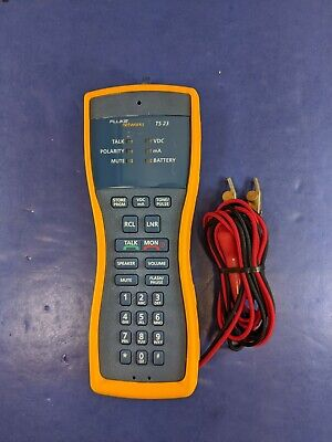 Fluke TS23 Test Set, Excellent Condition