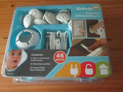 Safety 1st Essential Child Proofing Kit - 46 Pieces - NEW!!