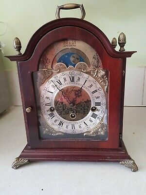 France Hermle Chime Clock