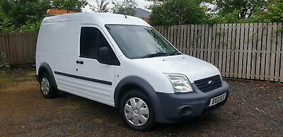 2012 Ford Transit Connect 1.8 TDCi T230 High Roof LWB 4dr DPF