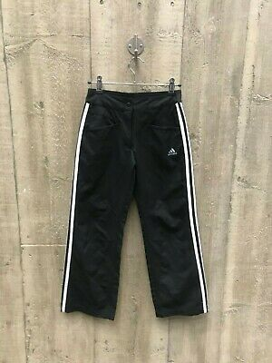 Adidas 3-Stripe Girls Bottoms Size  Uk 9-10 Years
