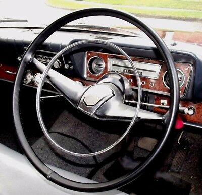 CLASSIC LEATHER STEERING WHEEL COVERS  (GLOVES) - FORD  ZEPHYR 4, 6 & ZODIAC Mk3