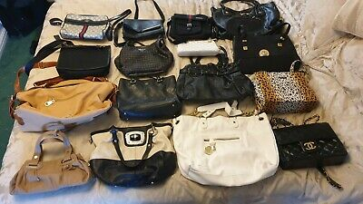 Steve Madden Karen Millen Jasper Conran + Various Handbags + Purses. Job Lot