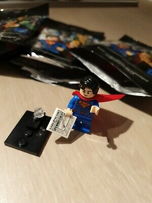 Lego Minifigures DC 71026 - Superman, NEW, bag opened to check contents