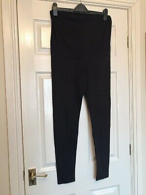 Maternity Black Leggins Size L