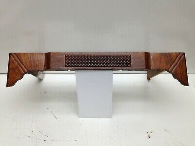 Antique Singer Treadle Sewing Machine Center Drawer
