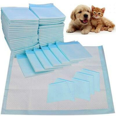 Heavy Duty Dog Puppy Large Training Wee Wee Pads Pad Floor Toilet Mats 60 x 40cm
