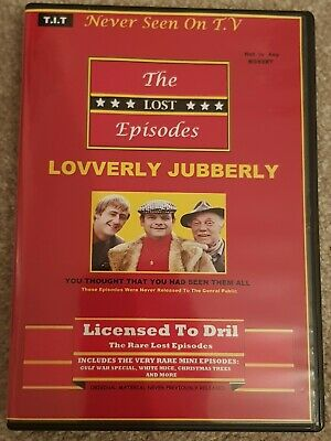 Only Fools and Horses The Lost Episodes Rare Episodes  TOP QUALITY