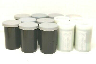 13 Rolls of Expired 35mm Color Film