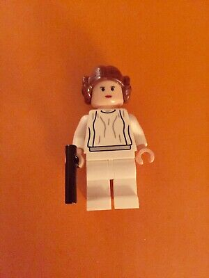 NEW LEGO Princess Leia Hoth Outfit Minifig sw0958 Minifigure 75203 Star Wars Fig