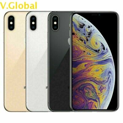 Apple iPhone XS 64GB 256GB 512GB Smartphone Mobiles - All Colors - Unlocked iOS