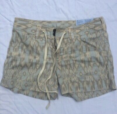 Patagonia Women's Island Hemp Shorts Size 4, New with tags