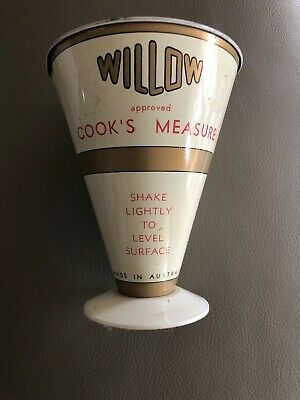 Willow Cook's Measure - Antique