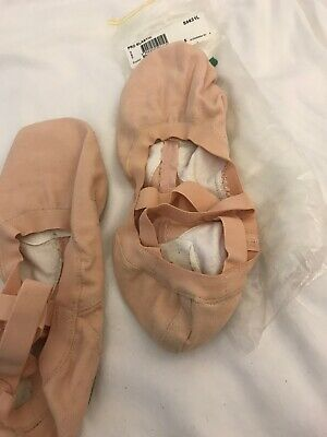 Ballet Shoes Worn Once 6.5