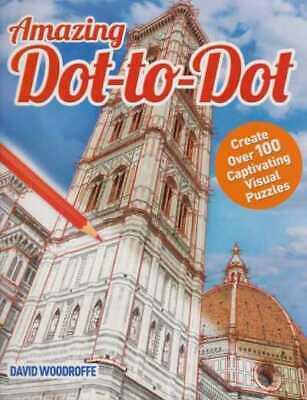 Adult Dot To Dot 100 Visual Puzzles A4 Size