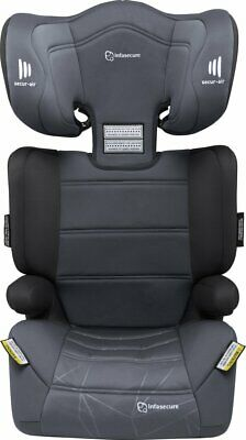 Infasecure Vertex Quantum Booster Seat CS5413BBP - Forward Facing Child Car Seat