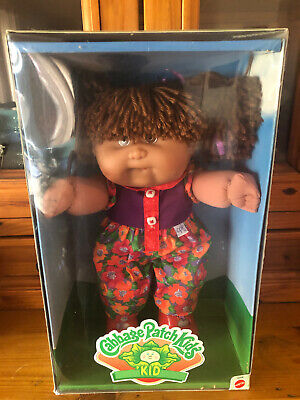 Cabbage Patch Kid With Box