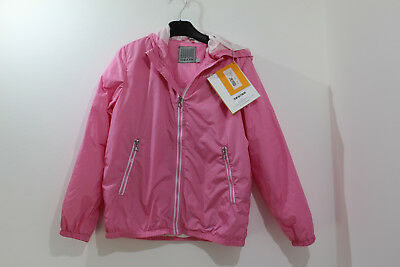 Geox Respina Jacke Rosa   ❤️  Gr. 128- 140  ❤️   mit Kapuze