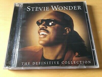 Stevie Wonder - The Definitive Collection - Double CD