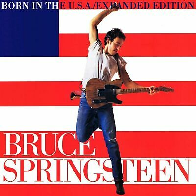 Bruce Springsteen - Born In The U.S.A. Expanded 2-CD Cover Me I'm On Fire