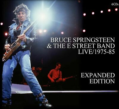 Bruce Springsteen Live 1975-85 Expanded Edition [6-CD] Born In The USA The River