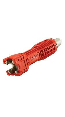RIDGID EZ Change Faucet Tool Wrench Multiple Tools In One