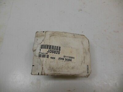 Nos John Deere Tractor Main Steering Shaft And Spindle Needle Bearing Jd8820