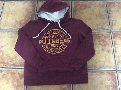 Girls Pull & Bear Hoody Size L. 12-13 yrs