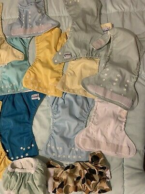 Fuzzibunz Cloth Diapers Adjustable Pocket Diapers With Inserts