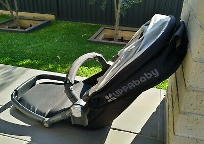 UPPAbaby Main Seat - Black 2015 edition - Top condition