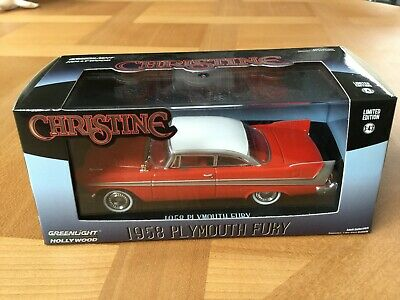 Greenlight Hollywood 1/43 Christine 1958 Plymouth Fury