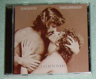 Barbra Streisand CD BSO./OST A star is born -