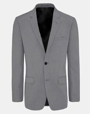 TAROCASH Donahue STRETCH 2 BUTTON SUIT RRP $295  NWT