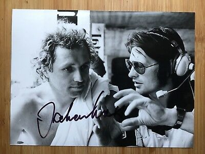 Signed Formula One Photograph Of Jochan Mass