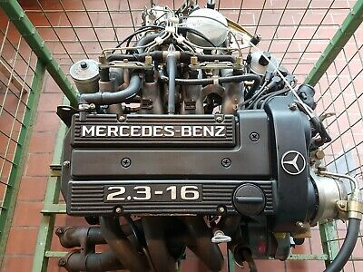 Mercedes Motor 190E Cosworth 2,3 16V 185 PS M102.983 102983 NEU !!!!