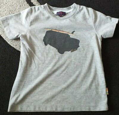 Paul Smith Junior T-Shirt - Size 3a Age 3 Years - Mini Car with Surfboard