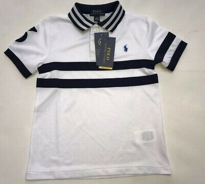 polo ralph lauren Boys Polo T Shirt Age 4 Yrs BNWT RRP £ 48 ❌NO RESERVE ❌