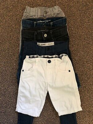 Boys Clothing Bundle Shorts Trousers 2 Years Gap Marks And Spencer H&M