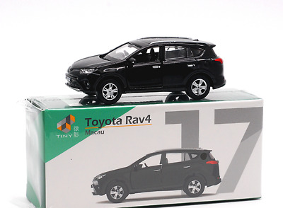 die-cast model Vehicle Macau Series 1:64 TINY City Prius Sprinter Prado Rav4