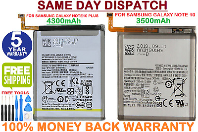 Replacement Battery For Samsung Galaxy Note 10,Note 10 Plus OEM Original Battery