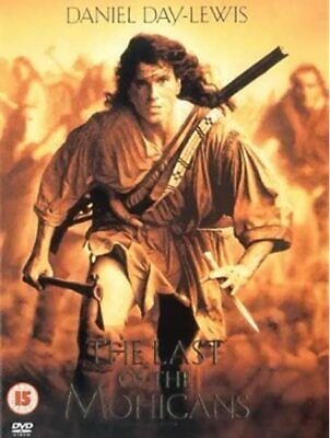 The Last of the Mohicans (DVD) NEW - Daniel Day Lewis - 1992