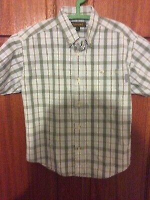 TIMBERLAND AGE 6 Mint Condition BOYS SHIRT