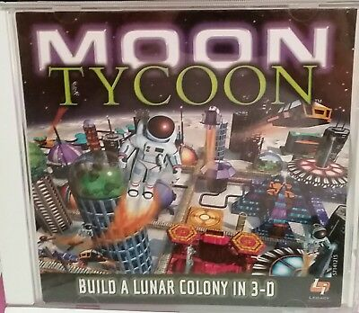 PC Game Moon Tycoon 2001